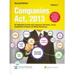 Companies Act 2013 SET OF 2 VOL. Edition : 2015