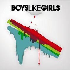 Boys Like Girls - Boys Like Girls. one of my favorite cds. such a wonderful band
