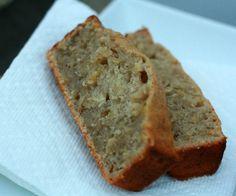 cinnamon honey banana bread. love quick breads & baking w/ bananas