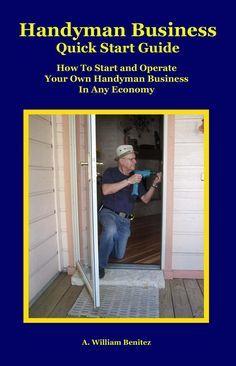Handyman business estimate form microsoft excel for Handyman business plan pdf