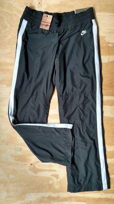 4dcbe6f78c5a NWT Nike Women s Dri Perfect Fit Black White Sport Pants Sz Medium M NEW   Nike  PantsTightsLeggings. kdkshop · Athletic Wear
