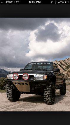 Not a Tacoma but still a Toyota....