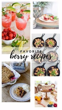 Best Summer Berry Recipes: Mini Blackberry Cobbler   to have + to host Blackberry Crumble, Strawberry Rhubarb Pie, Strawberry Sauce, Strawberry Desserts, My Recipes, Dessert Recipes, Favorite Recipes, Party Recipes, Summer Recipes