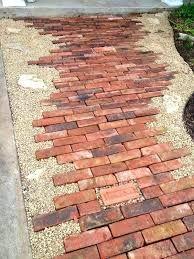 Resultado de imagen para Brick Paver Walkway