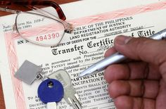 Know how much it cost to transfer a land title and make sure the expense is included in your property buying budget Local Real Estate, Real Estate Broker, Real Estate Sales, Registry Of Deeds, Philippine Houses, Capital Gains Tax, Real Estate Information, The Deed, Landing