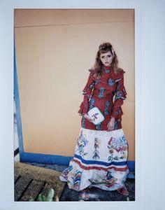Stella Jean SS 16 | Womenswear Lookbook  Photo by Viola Rolando #StellaJean #SS16 #SpringSummer16 #EthicallyMade #EthicallyEnvisioned #EthicalFashion #MigrantIdentity