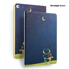 Zoyu Leather Case For iPad air 2 air case Fold Stand Magnetic Flip Tablets Cover For iPad 56