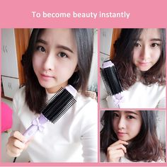 Oshide Hair Curling iron Travel Mini Hair Straightener Curler Wet/Dry Hair Curler Instant Heat Hair Curling Wand Hair Care Tools * You can get more details by clicking on the image. #hairdressing