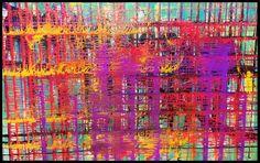 57x62 on canvas #adamfishart,original titled What Makes You $36,000.00