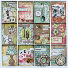 Searchsku: Sweet Things ATC Tray