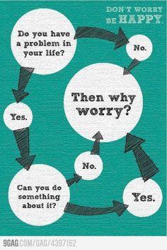 De Kleine Dingen: Maak je geen zorgen...
