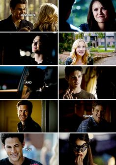 Thank you TVD for 8 seasons, 171 episodes, amazing characters, love stories, bromances, and an adventure. It may be over, but it will never be forgotten. Goodbye. ♥