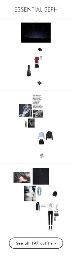"""ESSENTIAL SEPH"" by wehatehannah ❤ liked on Polyvore featuring MICHAEL Michael Kors, Versus, French Connection, Dolce&Gabbana, ASOS, Yves Saint Laurent, Cutie, Universal Lighting and Decor, Witchery and Fab"
