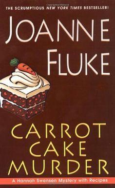 Joanne Fluke -Carrot Cake  Murder