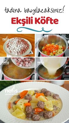 Food and drink pizza Turkish Recipes, Ethnic Recipes, Taco Pizza, Iftar, Meatball Recipes, Food Design, Food And Drink, Yummy Food, Cooking