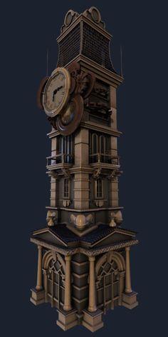 Unearthly Challenge :Mark Dygert 3D Artist