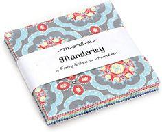 Franny & Jane Manderley Charm Pack 42 5-inch Squares Moda... https://www.amazon.com/dp/B01JQBE25W/ref=cm_sw_r_pi_dp_x_5U3RybHXX8BB7