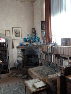 Vita Sackville West's studio at Sissinghurst Castle
