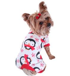 Fleece Dog Pajamas - Pet PJ, Puppy Sleepwear, Small Dog Pajamas ...