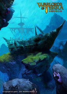 warlords-of-terra-wot-barco-hundido.jpg (744×1039)
