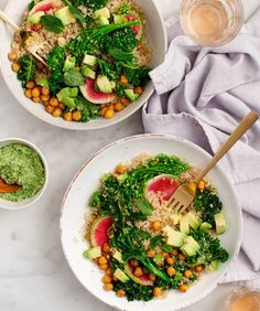 Healthy Lunch Recipes to Take to Work - Love and Lemons