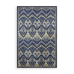 Trans-Ocean Ikat Rug in Indigom $399.99 OUT OF STOCK