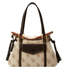 Dooney & Bourke: Florentine Jacquard The Smith Bag