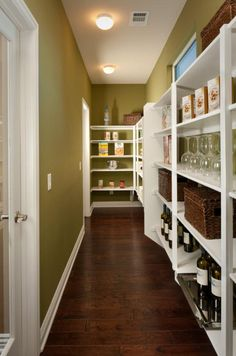 1000 images about walk through pantry on pinterest wine for Walk in wine room