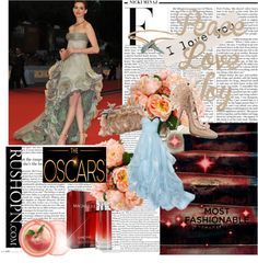 """best actress OSCAR 2013 is..."" by c1n9c1n9 ❤ liked on Polyvore"