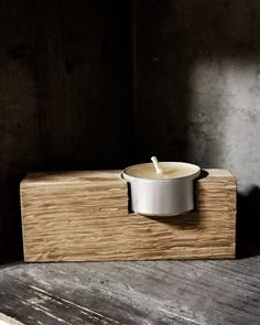 Single Tealight Holder.