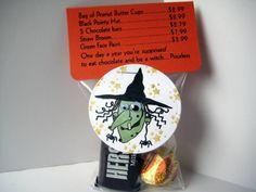 Halloween treats for coworkers
