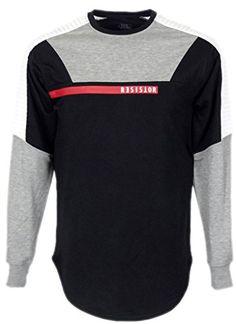 Bleeker & Mercer Men's Biker Trimmed Crew Neck Sweatshirt... https://www.amazon.com/dp/B01LXEJFOJ/ref=cm_sw_r_pi_dp_x_rAFcybERHVTE6
