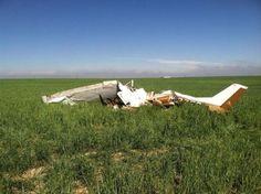 Pilot taking 'selfies' before fatal crash.  REUTERS/Sgt Aaron Pataluna/Adams County Sheriff/handout via Reuters
