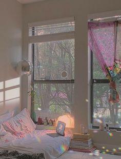 Dream Rooms, Dream Bedroom, My New Room, My Room, Bedroom Inspo, Bedroom Decor, Cute Room Ideas, Aesthetic Room Decor, Pretty Room
