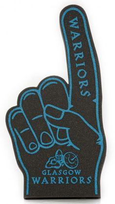 Glasgow Warriors Foam Hands - £5.00