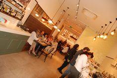 Café Favorit (in Casa Amatller) - Passei de Gracia 41, Barcelona