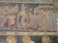 110 Tempera, Fresco, Church Icon, Mural Painting, Paintings, Byzantine Icons, Vintage World Maps, Christian, Wall
