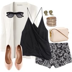 """""""Afternoon Date in the City"""" by debbie-probst on Polyvore"""