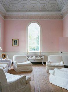Living room neutral color  decor