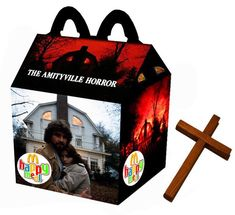 """""""The Amityville Horror"""" Happy Meal"""