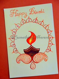 27 best diwali greeting cards images on pinterest diwali greeting diwali greeting card m4hsunfo