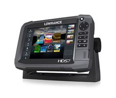 Lowrance HDS-7 Gen3 Insight USA Combo No Transducer is a multifunction fishfinder/ chartplotter without transducer.