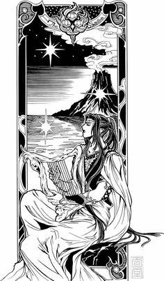 Maglor sing the Noldolante by ~Kazuki-MENDOU