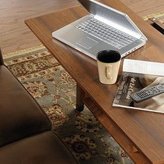 cool Sauder Carson Forge Lift Top Coffee Table