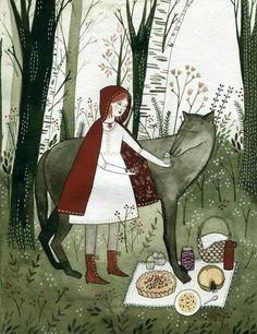 Cappuccetto rosso-Yelena Briksenkova