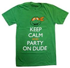 tmnt party shirt, boy 9 - Bing images