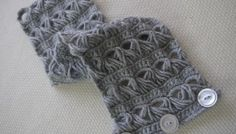 Easy Broomstick Lace Collar, or Scarf, Pattern