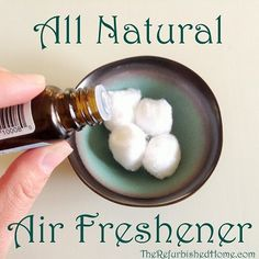 All Natural Air Freshener