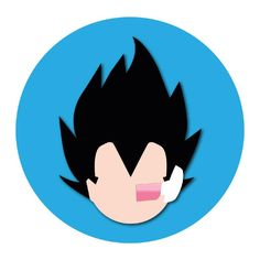 Dbz, Goku And Vegeta, Manga Dragon, Graphic Artwork, Otaku, Fan Art, Stickers, Bat Signal, Dragon Ball Z