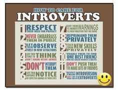 Introverts Care Label donnalacourse